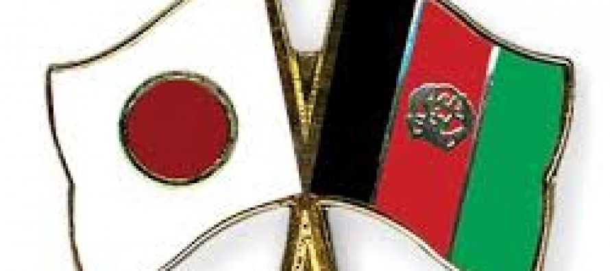 Japan signs contracts for four new development projects in Afghanistan