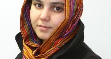 24yr-old Afghan woman wins the Best Woman Entrepreneur Award