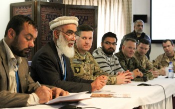 Shura held to confer on improving education in Parwan province