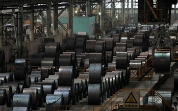 Khan Steel Mill's 2nd Phase to Be Completed In 3 Months
