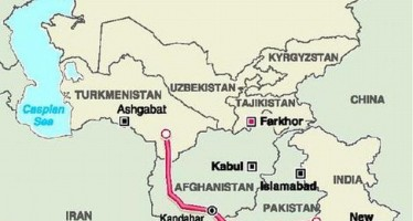 Trans-Afghanistan gas pipeline at its final stage