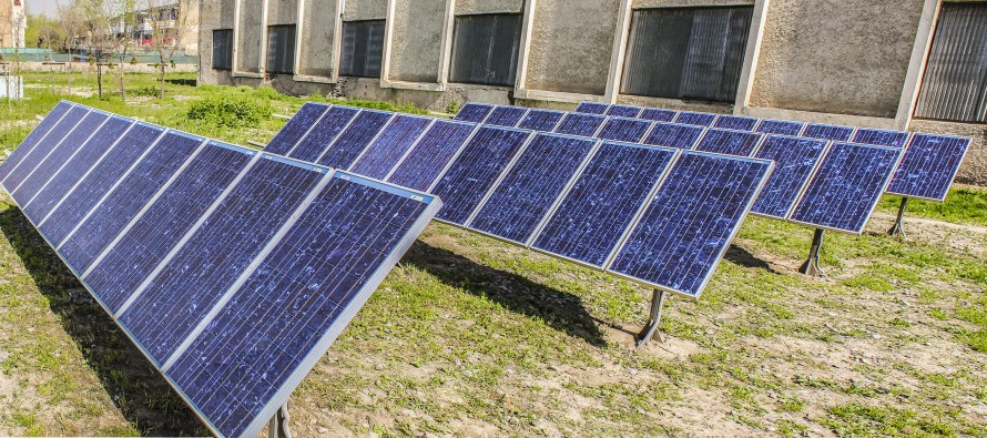 Afghanistan's first grid-tied solar power opened in Kabul
