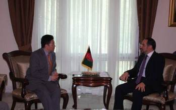 China asserts cooperation with Afghanistan in rebuilding process
