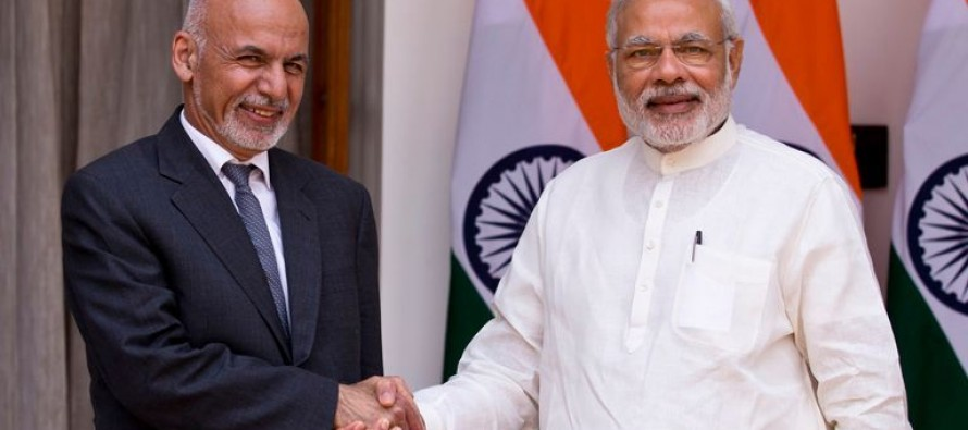 Afghanistan, India set to further strengthen ties