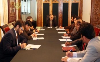 Development of telecom sector is our top priority: President Ghani