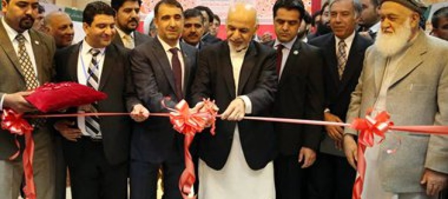 National Industrial Festival opens in Kabul