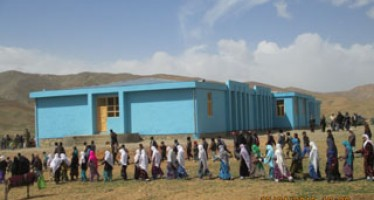 The completion of development projects help thousands of people in Ghor