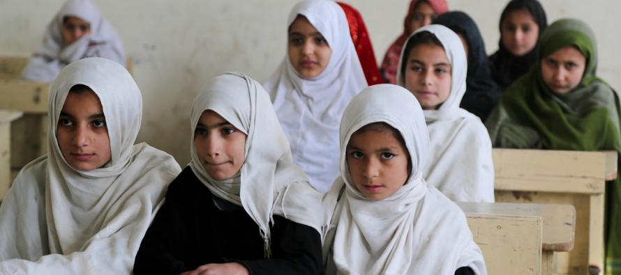 Education Boost for Marginalized Children in Afghanistan Through GPE