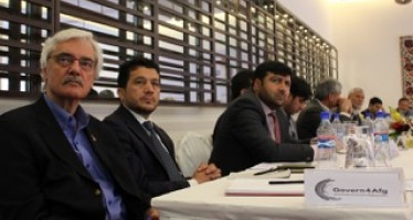 Afghanistan and Germany start new policy forum in Kabul