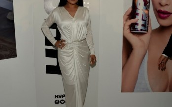 Afghan Pop-Star Aryana Sayeed joins Kim Kardashian in Hype Energy Drink launch in US