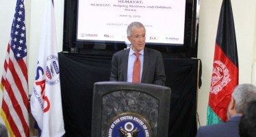 USAID launches $60 million program to save lives of mothers and children