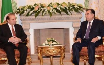 Afghanistan, Pakistan, Tajikistan to sign trilateral trade agreement