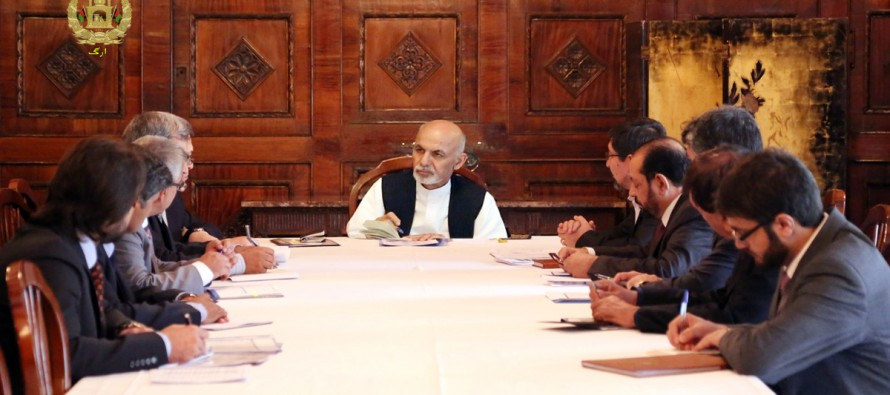 President Ghani sets one-week deadline for Kabul bank debtors