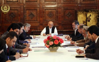 National Procurement Commission approves 11 contracts, saves 14mn Afghanis