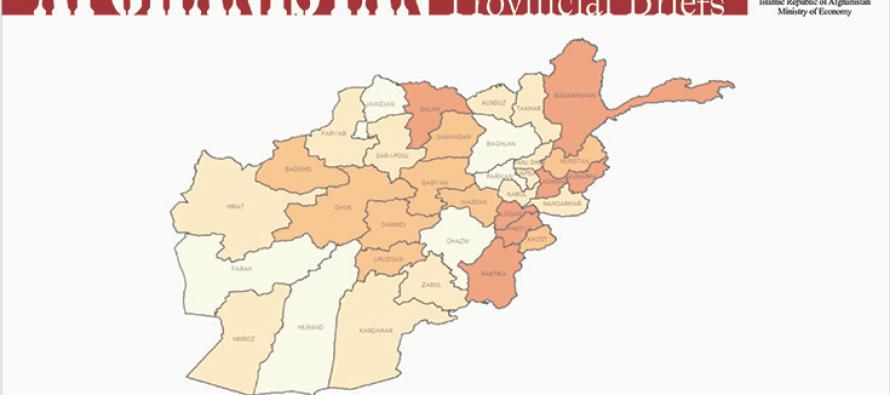 Afghanistan's 2nd Provincial Briefs report released, showing socio-economic progress