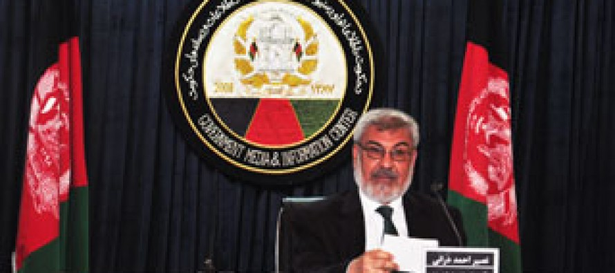 Afghan Ministry of Rural Development exceeds its 100-day target
