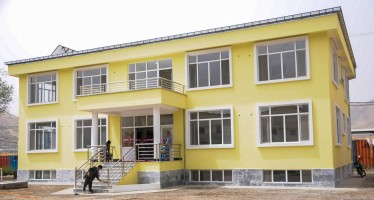 NEPA gets new administrative building in Feyzabad