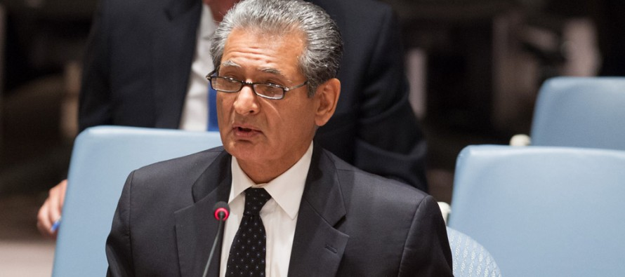 Afghan diplomat appointed as UN Special Representative for Liberia