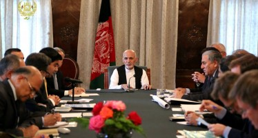 President Ghani calls for public private partnership to develop Kabul city