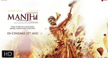 "Story of India's ""Mountain Man"" becomes a Bollywood movie"