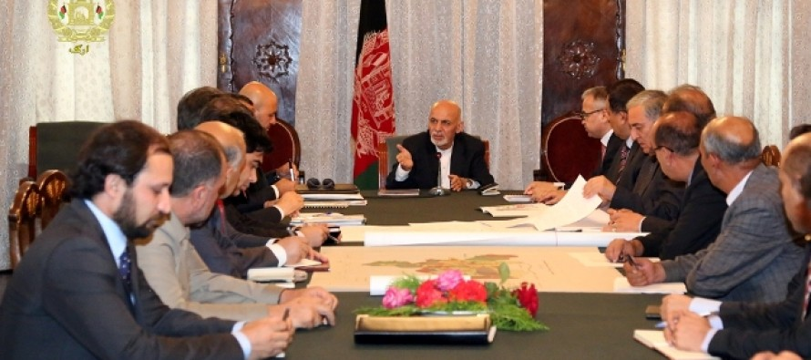 Kabul Ring Road significant for economic growth: President Ashraf Ghani