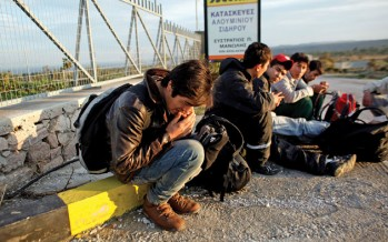 Afghans part of the massive exodus to Europe