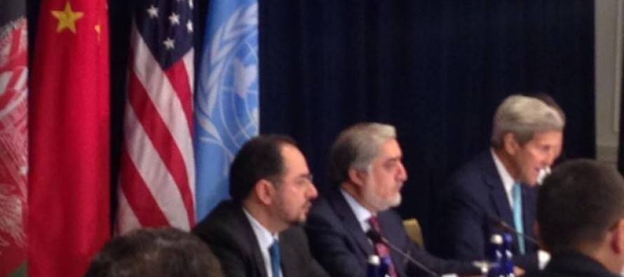 Participants at the 70th UN General Assembly reaffirmed support to Afghan government