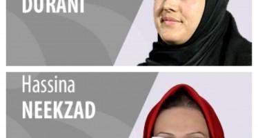 2 Afghan women grab 2015's N-Peace awards