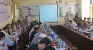 Kandahar Food Zone Program providing alternatives to poppy cultivation