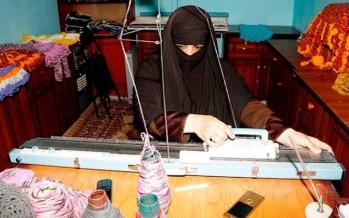 Afghan Women Entrepreneurs in Balkh Province