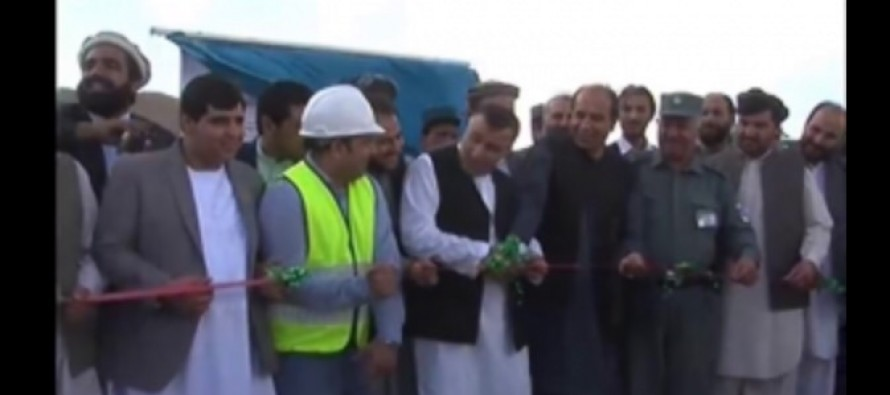 USD 12mn project launched to transfer electricity from Kabul to Logar