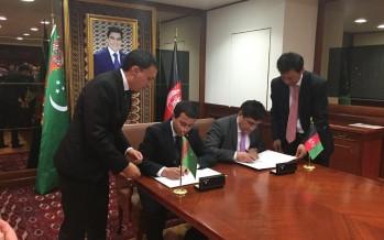 Afghanistan, Turkmenistan agree on 500 KV transmission line