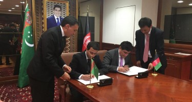 Afghanistan, Turkmenistan agree on 500 KV transmission line