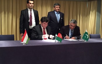 Final agreement on CASA-1000 signed in Turkey