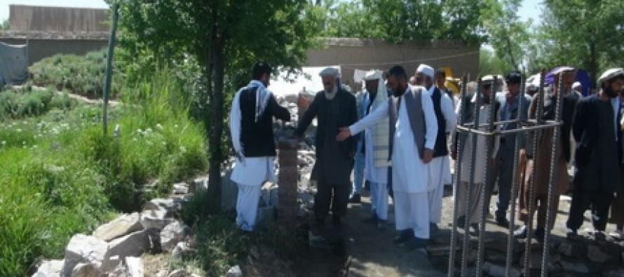 India builds 3 health centers in Badakhshan