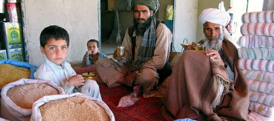 Poverty Reduction in Afghanistan: Despite Economic Growth, Widening Inequality