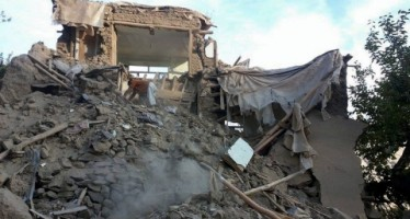Qatar to reconstruct Nangarhar's earthquake-damaged houses