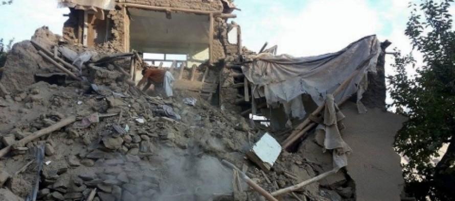Qatar to reconstruct Nangarhar's earthquake-damaged houses