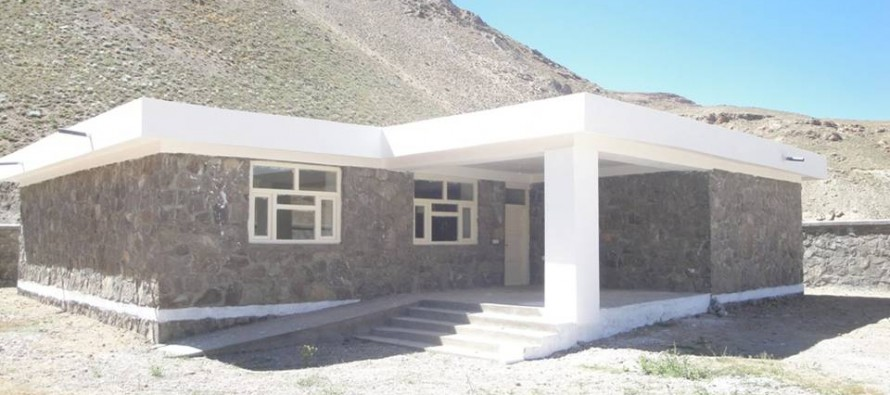 Development projects launched in Bamyan, Uruzgan provinces