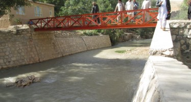 51 development projects completed in Samangan province