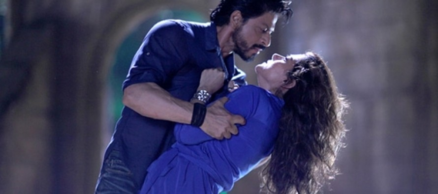Shahrukh Khan's Dilwale crosses Rs 100 cr mark worldwide