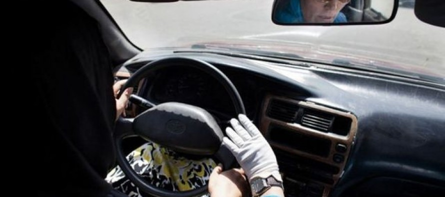 Driving school for women opened in Jawzjan