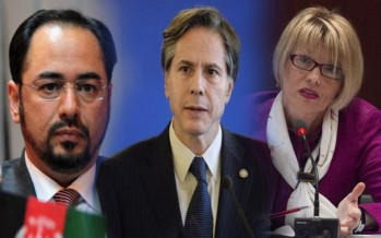 Afghanistan, US, EU meet on the sidelines of Heart of Asia Conference