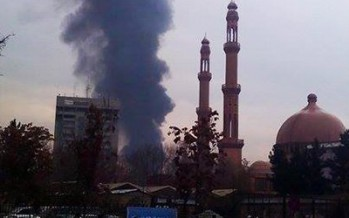 Fire in Kabul market inflicts millions of dollars of losses on traders