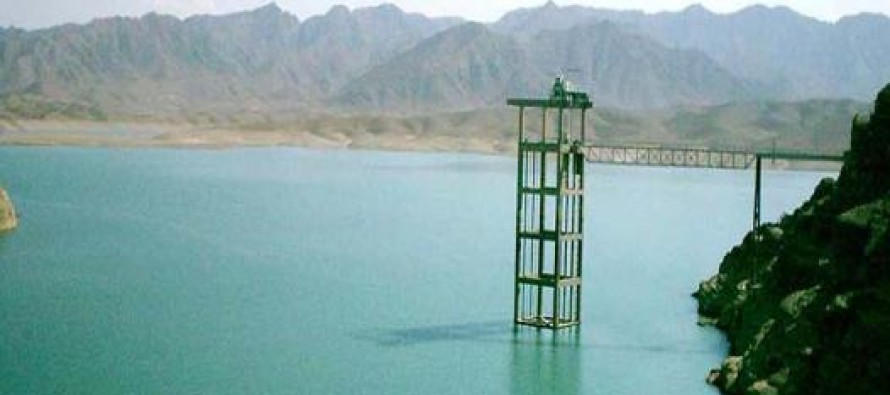Completion of Kamal Khan dam in Nimroz province