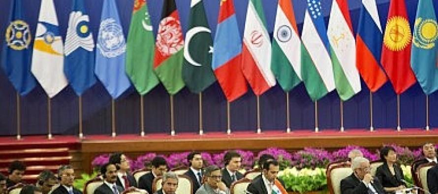 SCO plays a major role in regional stability