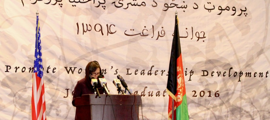 300 Afghan women graduate from USAID's Promote