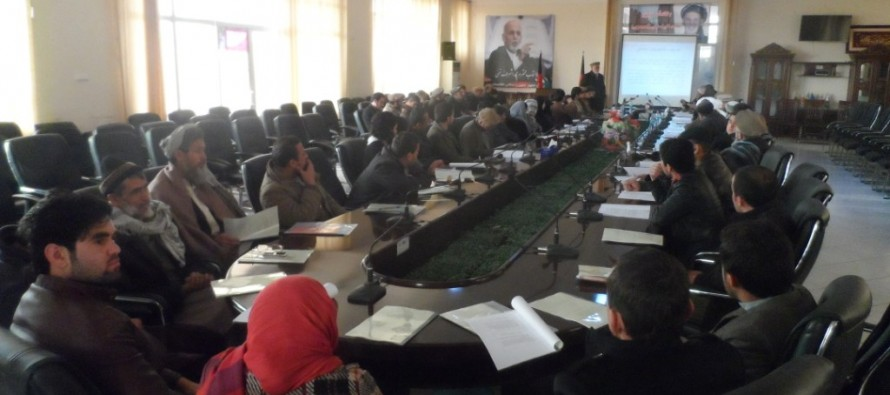 Status update on development plans for Baghlan's public