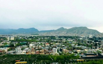$40mn greenery project inaugurated in capital Kabul