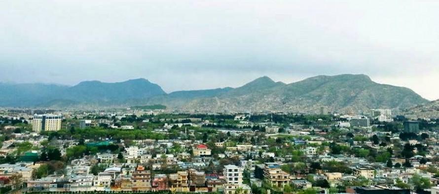 $40mn greenery project inaugurated in capital Kabul